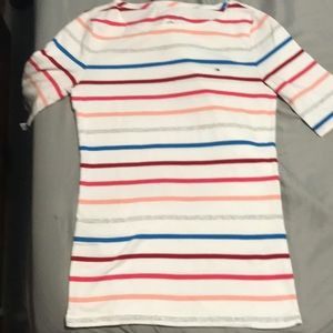 small tommy 3/4 shirt